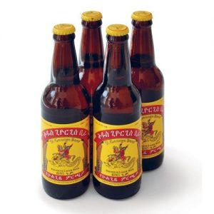 ቅዱስ ጊዮርጊስ ቢራ 1 ሳጥን  – 24 Bottles of St. George Beer